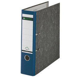 Leitz Standard Lever Arch File A4 Blue [Pack 10] product image